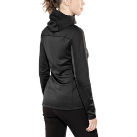 Fjällräven Abisko Trail Fleece Jacket Damen black